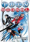 Twin Signal Manga Volume 1