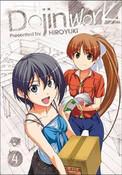 Dojin Work Manga Volume 4