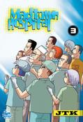 Madtown Hospital Manga Volume 3