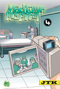 Madtown Hospital Manga Volume 4