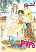 Romance Papa Manga Volume 3