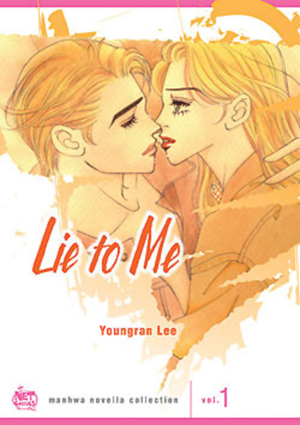 Manhwa Novella Collection 1 Lie To Me