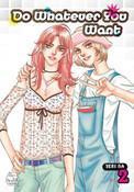 Do Whatever You Want Manga Volume 2