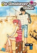 Do Whatever You Want Manga Volume 3