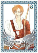 The Adventures of Young Det Manga Volume 3