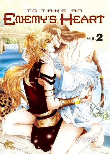 To Take An Enemy's Heart Manga Volume 2