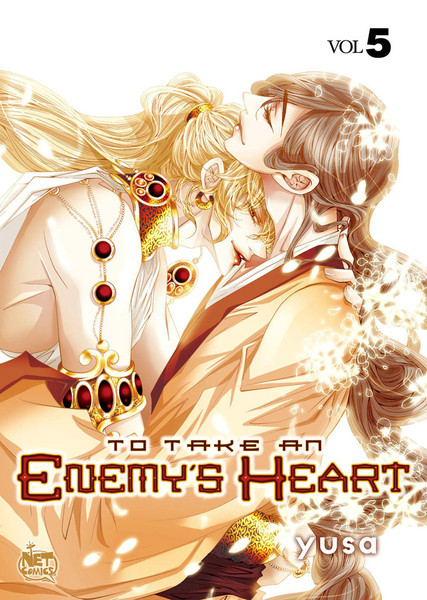 To Take An Enemy's Heart Manga Volume 5