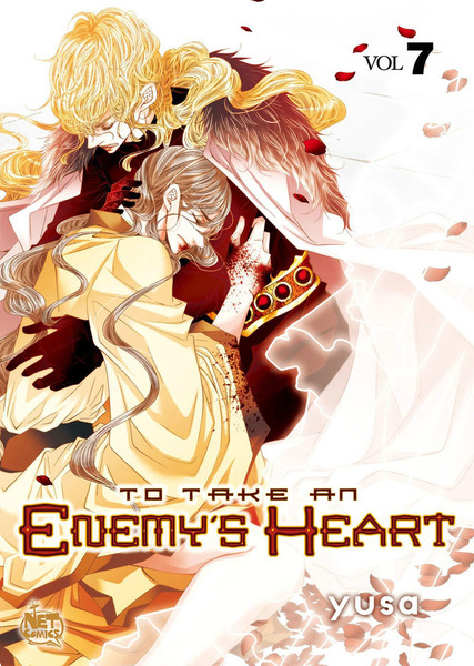 To Take An Enemy's Heart Manga Volume 7