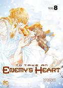 To Take An Enemy's Heart Manga Volume 8