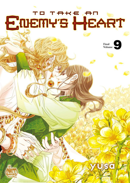 To Take An Enemy's Heart Manga Volume 9