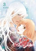 Give to the Heart Memories Manga Volume 3