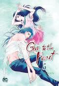 Give to the Heart Manga Volume 5