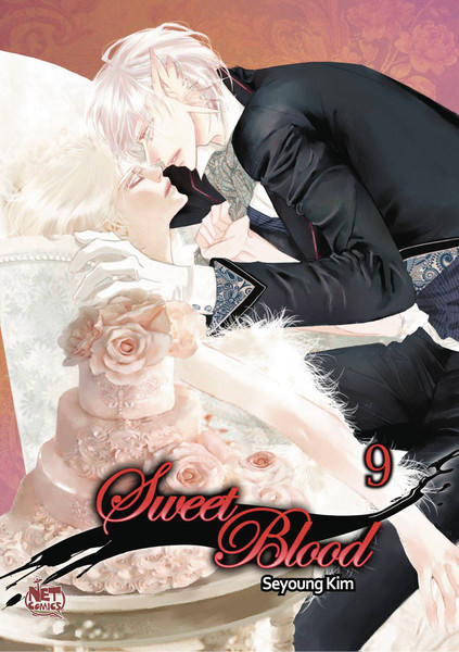 Sweet Blood Manga Volume 9