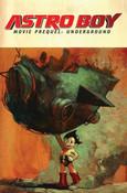 Astro Boy The Movie Prequel Underground Manga (Color)
