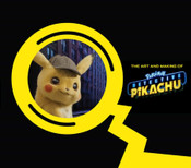The Art and Making of Pokemon Detective Pikachu Artbook (Hardcover)