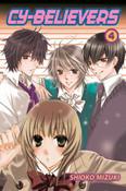 Cy-Believers Manga Volume 4