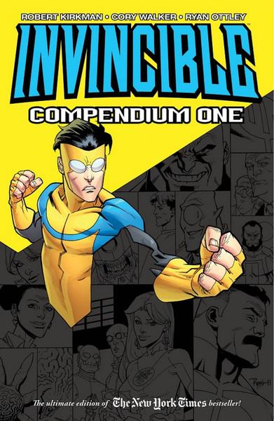 Invincible Graphic Novel Compendium Volume 1