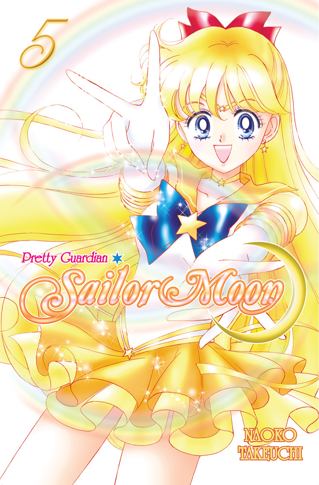 Sailor Moon Manga Volume 5 9781612620015
