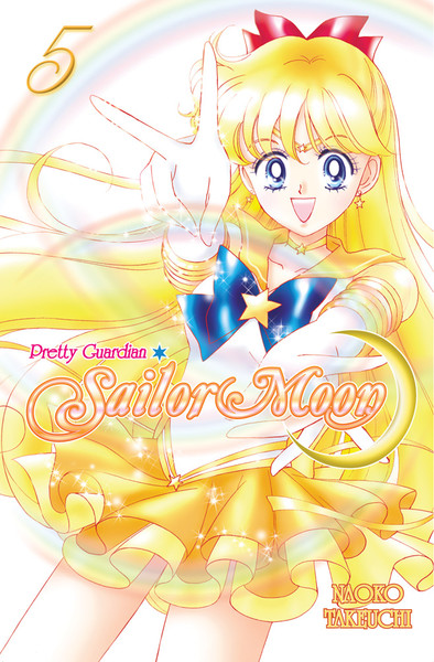 Sailor Moon Manga Volume 5