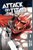 Attack on Titan Manga Volume 1