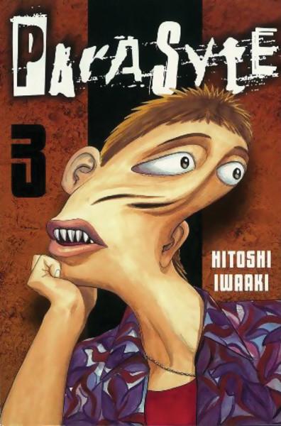 Parasyte Manga Volume 3