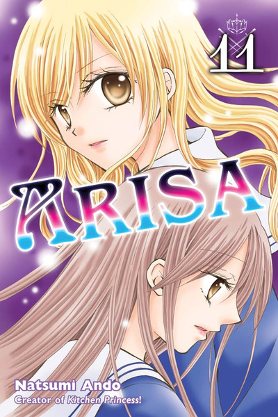 Arisa Manga Volume 11