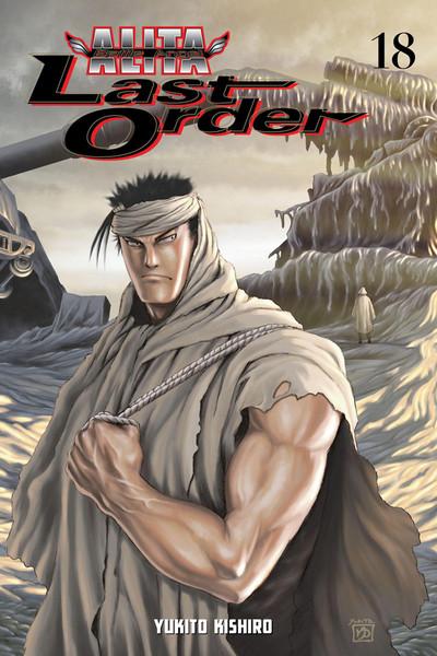 Battle Angel Alita Last Order Manga Volume 18