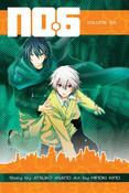 No. 6 Manga Volume 6