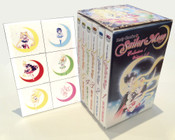 Sailor Moon Manga Box Set 1