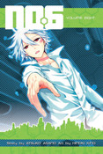 No. 6 Manga Volume 8