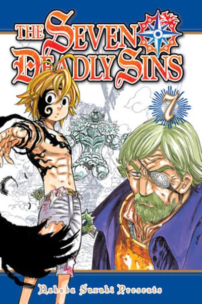 The Seven Deadly Sins Manga Volume 7