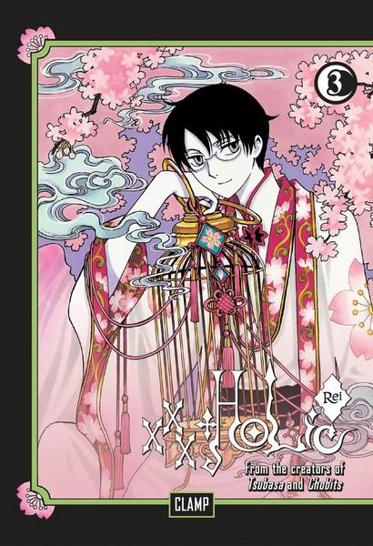 xxxHOLiC Rei Manga Volume 3
