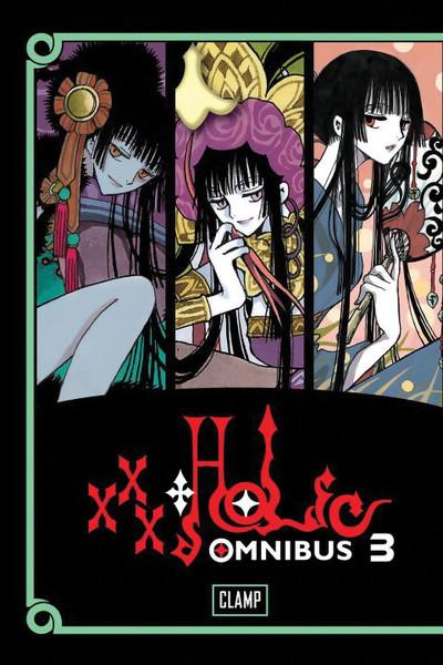 xxxHOLiC Manga Omnibus Volume 3