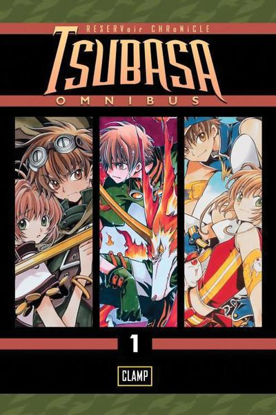 Tsubasa RESERVoir CHRoNiCLE Manga Omnibus Volume 1