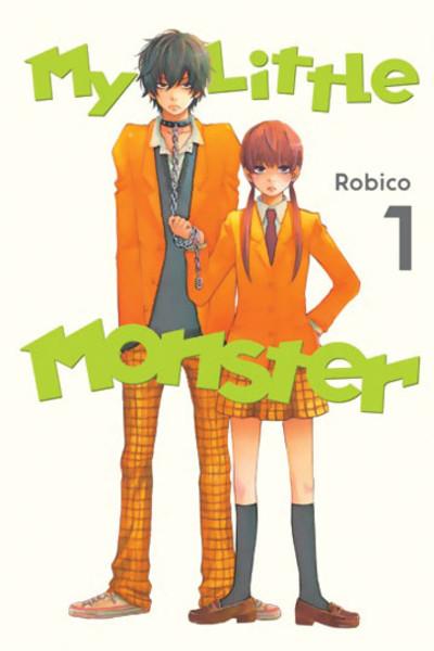My Little Monster Manga Volume 1