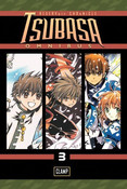 Tsubasa RESERVoir CHRoNiCLE Manga Omnibus Volume 3