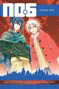 No. 6 Manga Volume 9