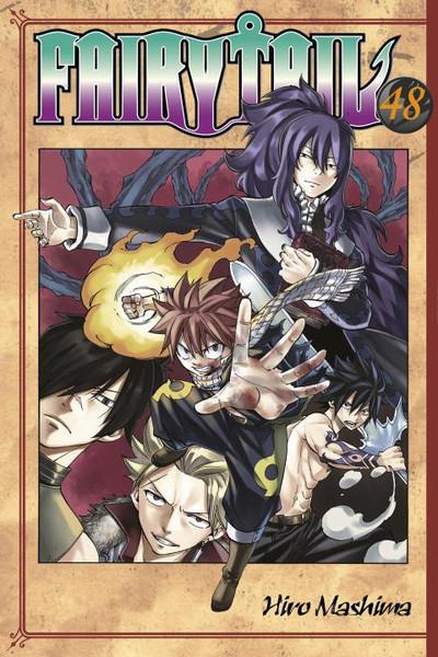 Fairy Tail Manga Volume 48