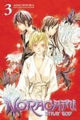 Noragami Stray God Manga Volume 3