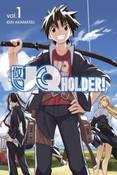 UQ Holder Manga Volume 1