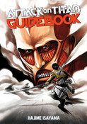 Attack on Titan Guidebook Inside and Outside