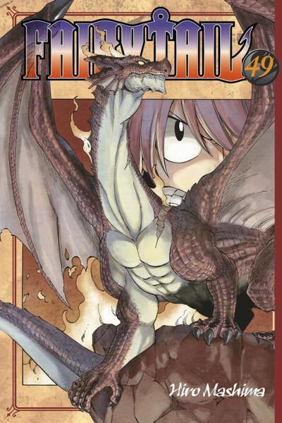 Fairy Tail Manga Volume 49