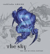 The Sky The Art of Final Fantasy Book 2 (Hardcover)
