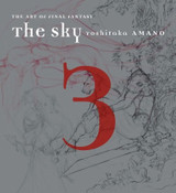 The Sky The Art of Final Fantasy Book 3 (Hardcover)