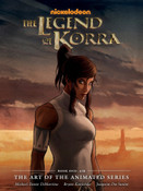 The Legend of Korra The Art of the Animated Series Book One Air (Hardcover)