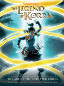 The Legend of Korra The Art of the Animated Series Book Two Spirits (Hardcover)