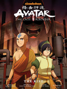 Avatar The Last Airbender The Rift Manga Library Edition (Hardcover)