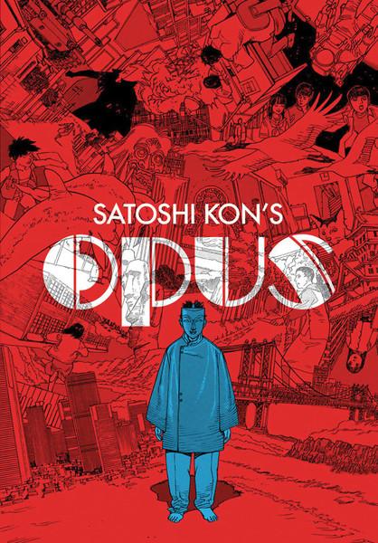 Satoshi Kon's OPUS Manga Omnibus