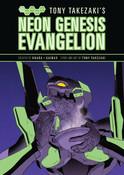 Neon Genesis Evangelion Tony Takezaki's Manga