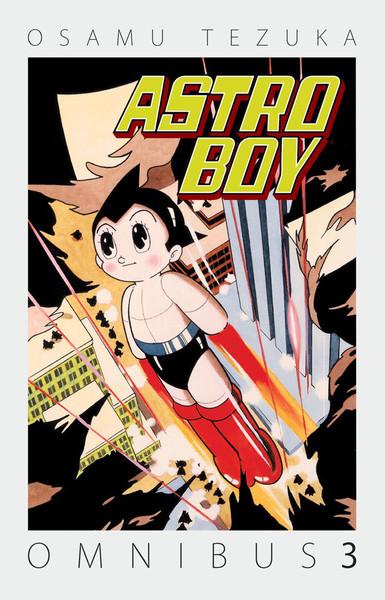 Astro Boy Omnibus Manga Volume 3